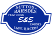 Sutton and Marsden Café Racers